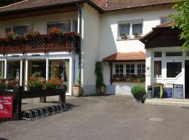 Gasthof Waldeslust, Böllenborn (Niederschlettenbach yakınında)