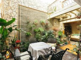Vintage Spring Villa, Pekin (Cuicun yakınında)