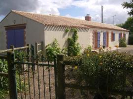 House Les genêts, Шаллан (рядом с городом Saint-Christophe-du-Ligneron)