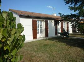 House Les sublerelles, Saint-Denis-du-Payré (рядом с городом Grues)