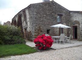 House Coquelicot, Saint-Christophe-du-Ligneron (рядом с городом Saint-Paul-Mont-Penit)