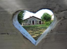 House Le fournil de l'emilière, Saint-Mathurin (рядом с городом Le Girouard)