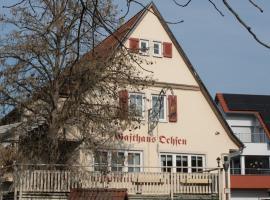 Ochsen, Köngen (Wendlingen am Neckar yakınında)