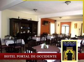 Hotel Portal de Occidente, Кецальтенанго