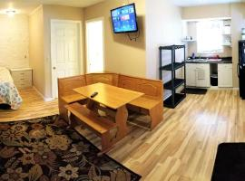 North Shore Oahu, Laie Budget Studio Apartment - Sleeps 3, Laie