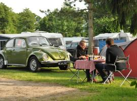 Skovly Camping, Ringsted (Kirke Eskilstrup yakınında)
