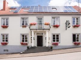Landpartie - die Brasserie, Sankt Wendel (Oberthal yakınında)