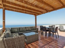Joya Cyprus Mermaid Penthouse Apartment, Ayios Amvrosios (Ayios Nikolaos yakınında)
