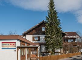 Bayrisch-Retro, Grafenau