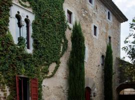 Castell de Sant Mori, Sant Mori (рядом с городом Ventalló)