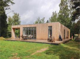 Three-Bedroom Holiday Home in Knebel, Knebel (Eg yakınında)