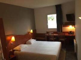 Armony Hotel, Бур-Ашар (рядом с городом Barneville-sur-Seine)