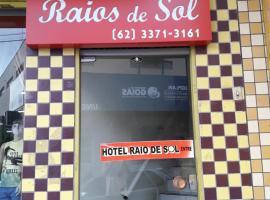 Hotel Raios de Sol, Goiás (Itapirapuã yakınında)