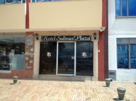 Hotel Salinas Plaza, Zipaquirá