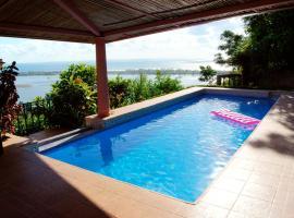 Club Fred Hotel, Ojochal (San Buenaventura yakınında)