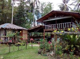 Batuan Hammock Hostel