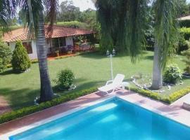 La Luisa, Rozo (Maracay yakınında)