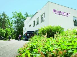 Heidehotel Bad Bevensen, Bad Bevensen (Altenmedingen yakınında)