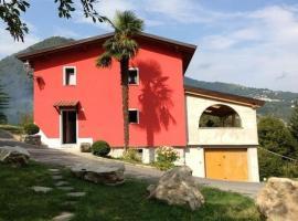 penzatorio, Argegno (Dizzasco yakınında)