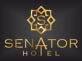 SENATOR HOTEL TANGER, Gzennaïa