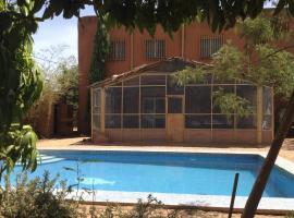 Holland House, Ouagadougou (Near Loumbila Department)
