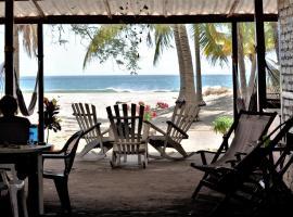 Los Cocos beach house, Popoyo