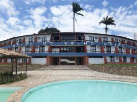 Hotel Velho Chico, Propriá (Traipu yakınında)