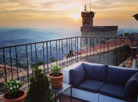 B&B San Marino Suite, San Marino (in de buurt van Valdragone)
