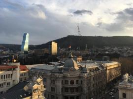 Luminous Apartment, Тбилиси (рядом с городом Гидани)