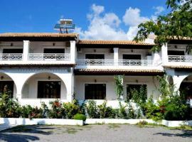 villa jenny, Лиападес (рядом с городом Nísos Kérkyra)