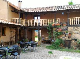 Casa Rural Las Águedas, Murias de Rechivaldo (рядом с городом Santiago Millas)
