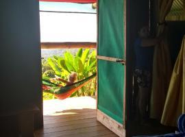 Finca la Puesta del Sol, Sierpe (Isla Violin yakınında)