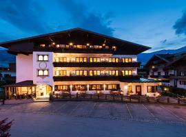 Hotel Zum Pinzger, Stumm