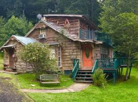 Rushing Stone Cottage, Jefferson