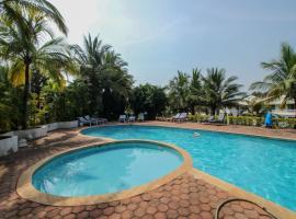 OYO 10159 Home Modern Studio South Goa, Sirvoi