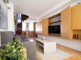 Apartamento Azucenas, Мадрид (рядом с городом Valdeconejos)