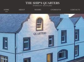 The Ships Quarters, Eyemouth
