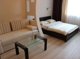 Apartment on Chervyakova, Minsk (Khutor Novinki yakınında)