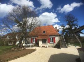 Gîte 2, Chalais (рядом с городом Saint-Jory-de-Chaleix)