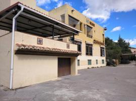 Hotel rural espadan, Azuébar