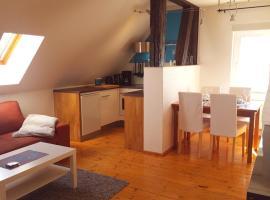 Sommergutshaus Ferienwohnungen, Netzeband