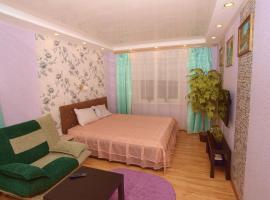 Апартаменты на Бульваре Новаторов 106