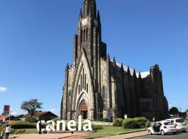 Catedral de Pedra Plazza