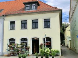 Ferienwohnung-Radeburg, Radeburg (Ebersbach yakınında)
