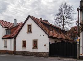 Ferienwohnung Kleine Akademie, Schonungen (Mainberg yakınında)