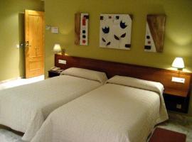 Hotel La Torre, Vega de Valdetronco (San Pelayo yakınında)