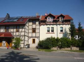 Ferienwohnung Meiselbach, Erfurt (Molsdorf yakınında)