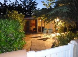Maison Jardin Wifi - 100 m plage sauvage - 20 min Perpignan, Торрей (рядом с городом Sainte-Marie-Plage)