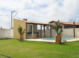 Casa Mosqueiro, Areia Branca (Barra yakınında)
