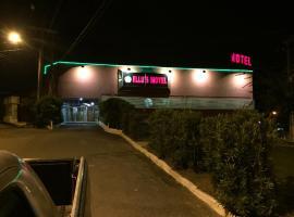 Ellus Motel, Santa Luzia